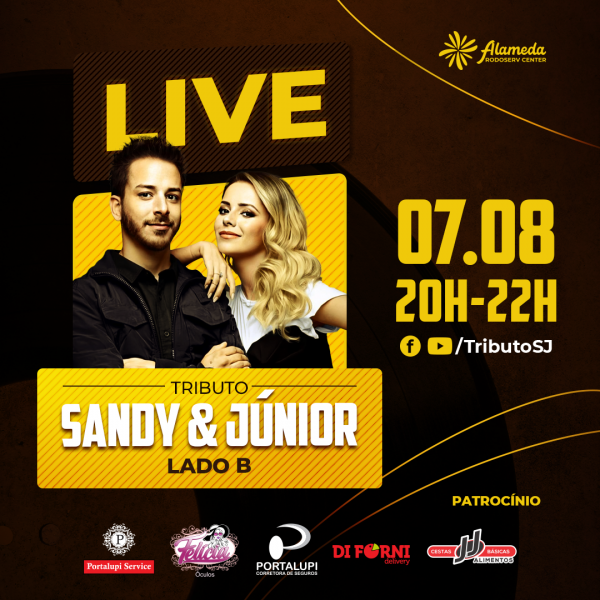 Live Sandy e Júnior
